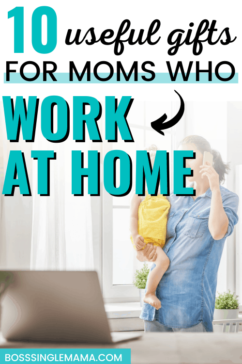 work at home mom gifts