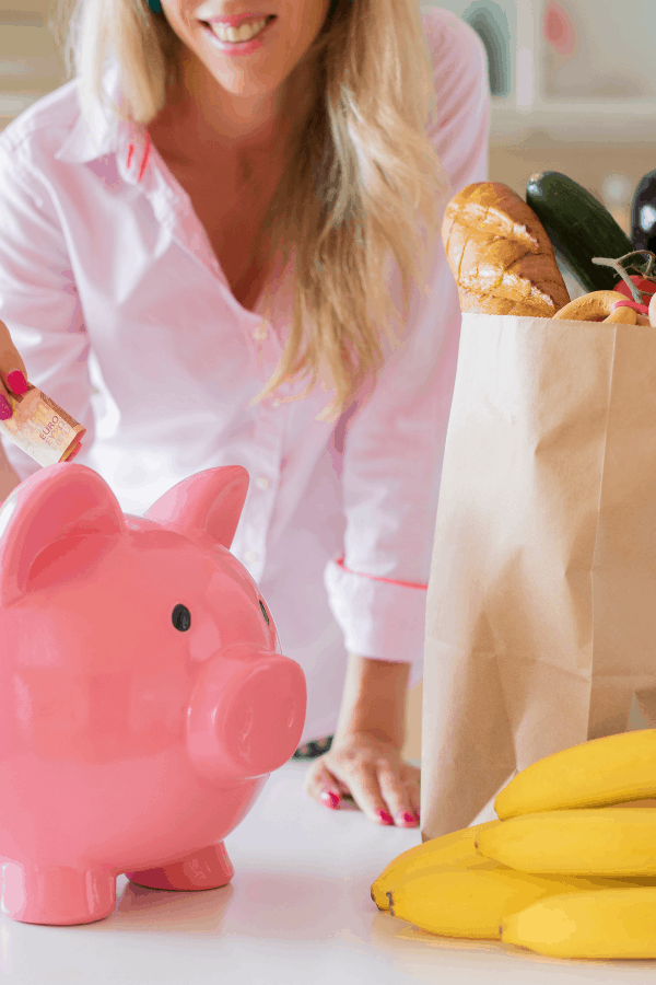 groceries on a budget