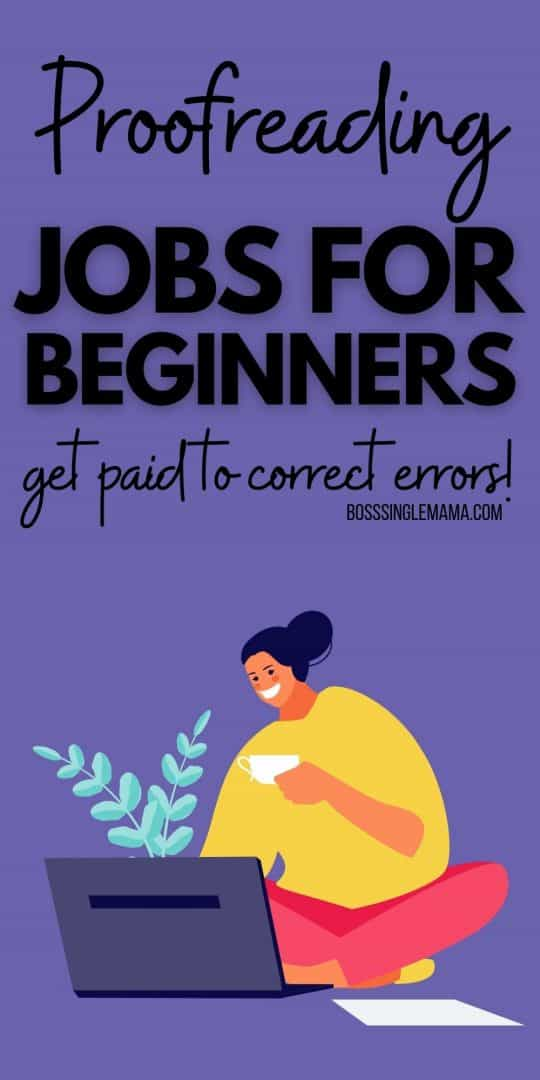 proofreading jobs from home