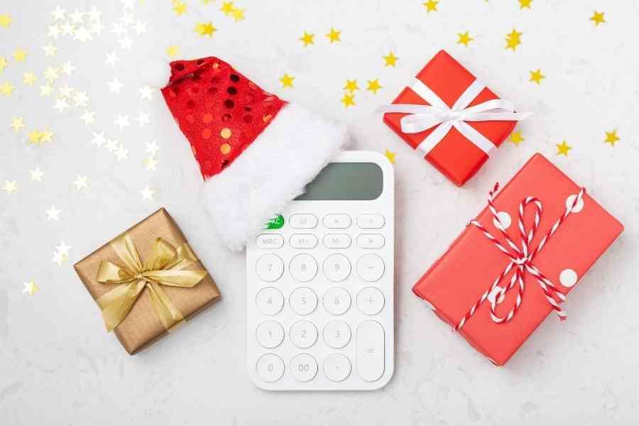 budgeting for christmas