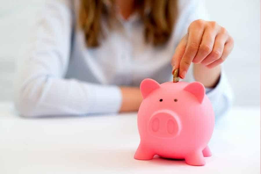 money saving charts