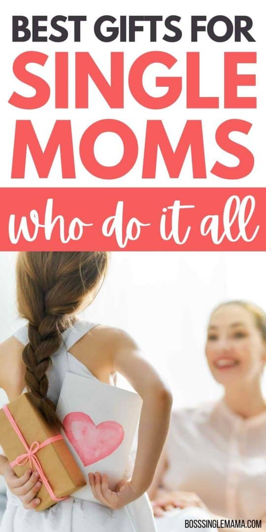 best gifts for single moms
