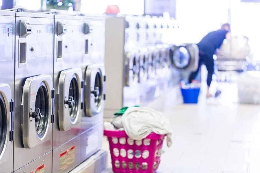 local laundromat