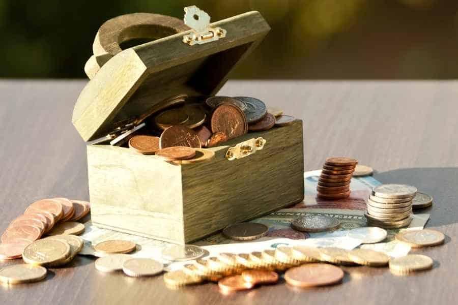 money box gift